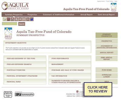 Aquila Funds